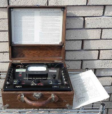 Antique Weston Electrical Testing Meter - Wonderful Condition!