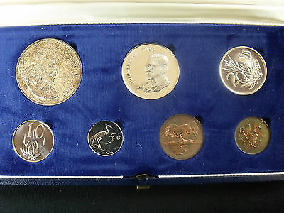 South Africa 1968 Proof Set