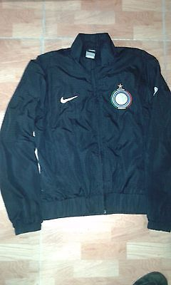 INTER MILAN Jacket S Calcio Camiseta Futbol Football Shirt