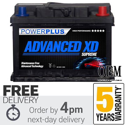 027 XD Car Battery Advanced 5yr warranty