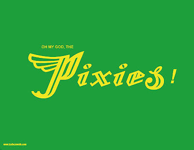 Pixies 5/5/15 The Civic Theatre New Orleans - 2 GA Floor Tickets