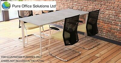 SVEN - Rectangular Conference, Boardroom, Meeting Table - 1800 x 800 - Seat 6