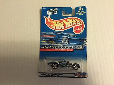 HOT WHEELS 2000 Speed Blaster Series Shelby Cobra 427 S/C  Collector # 040 1/64