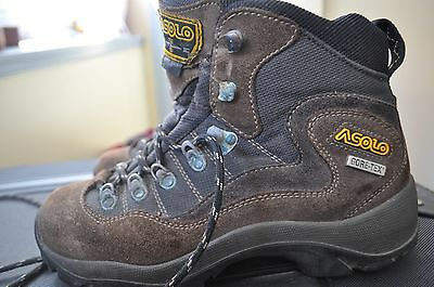 Asolo Goretex Women's Hiking Boots sz 8M Gently Used