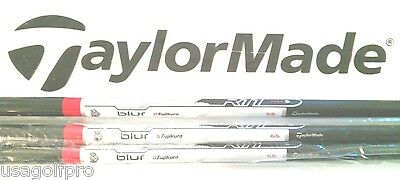 NEW SPINED TAYLORMADE R11 FUJIKURA BLUR TP 65 S DRIVERS 44-46  R11 R11s SHAFT
