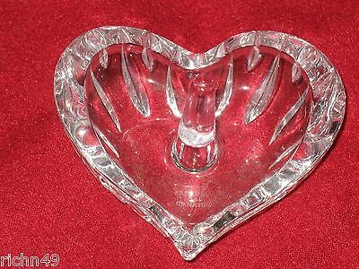 WATERFORD MARQUIS CRYSTAL RING HOLDER