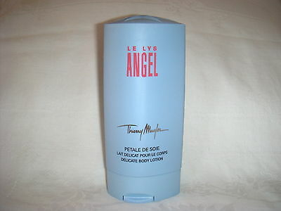 ANGEL BY THIERRY MUGLER GARDEN OF STARS 7.0 OZ 200ML LE LYS DELICATE BODY LOTION