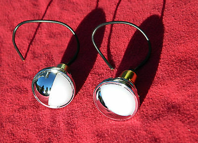 1950's + 1960's Studebaker Chevrolet Dodge Plymouth Tag Lights fits other makes!