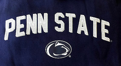 Penn State Nittany Lions Hooded Sweatshirt:  Youth M (10-12) Genuine Stuff Blue