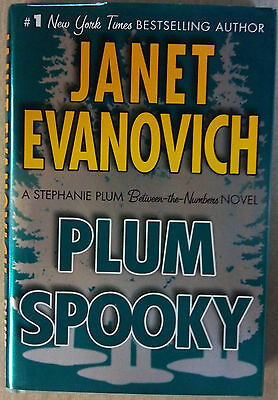Plum Spooky 4 by Janet Evanovich (2009, Hardcover Book)