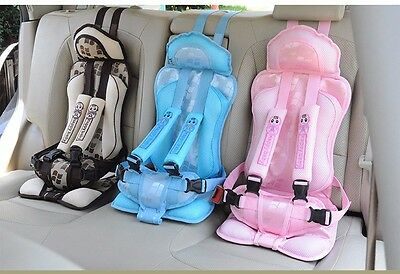High Quality Safety Infant Child Baby Travel Car Seat Toddler Carrier Protable