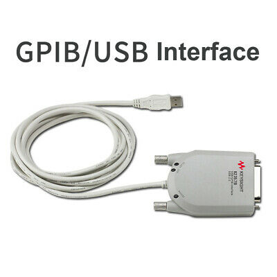 US NEW USB / GPIB Interface Adapter High-Speed USB 2.0 for HP Agilent 82357B