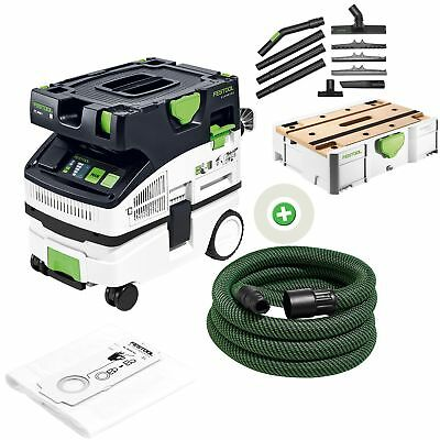 Festool AKTION: Absaugmobil CTL MINI I CLEANTEC | 574840A