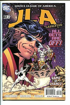 JLA CLASSIFIED, lot of 12 issues, (DC 2005), VF/NM, 5,6,21,22,23,24,36,37, plus