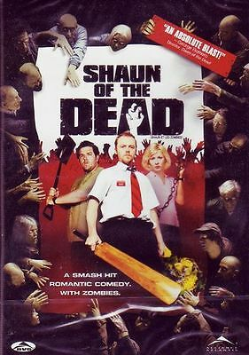 Shaun of the Dead NEW DVD