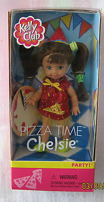KELLY CLUB DOLL ~ 2001 ~ PIZZA TIME CHELSIE ~ NEW