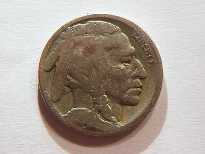 *WOW* 1920-S Buffalo Nickel,  *Nice Older coin, priced half of book value*
