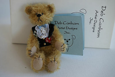 Deb Canham Brenda Power Collection crispin bear limited edition 560 of 2500