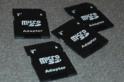 4 x Micro Sd Card Adapters Only......*£1.79*