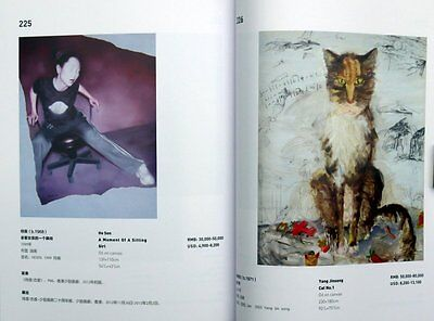 catalog modern Chinese oil painting GUARDIAN auction 11/20/2014 art book