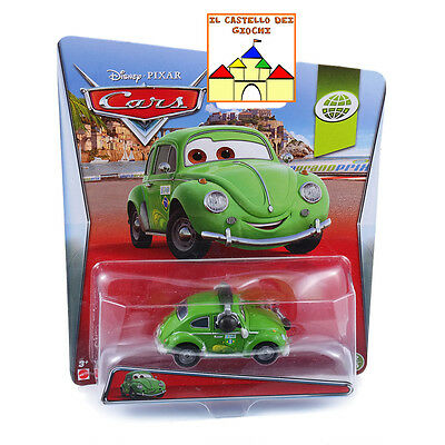 CARS Personaggio CRUZ BESOURO in Metallo scala 1:55 by Mattel Disney Pixar CMX71