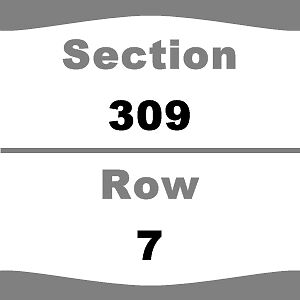 2 TIX Round 1 TBD at Miami Heat HG4 5/2 American Airlines Arena - FL Sect-309