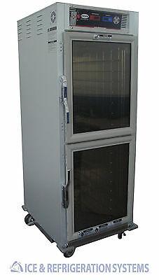 Cozoc 18 Tray Commercial Glass Door Holding Cabinet Heater/proofer Hpc7100