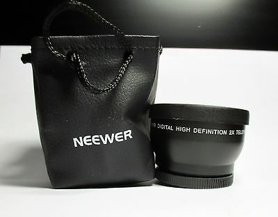 NEEWER 52MM 2X Tele Telephoto Lens