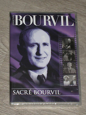 Collection Bourvil n°49  -  sacré bourvil - DVD NEUF sous blister