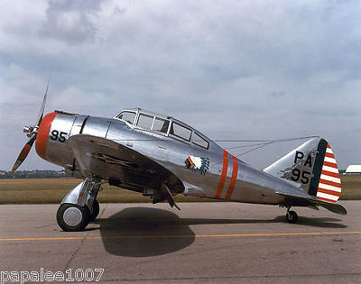 """Model Airplane Plans (UC): SEVERSKY P-35 1/12 Scale 33"""" for .29-.35 Engine"""