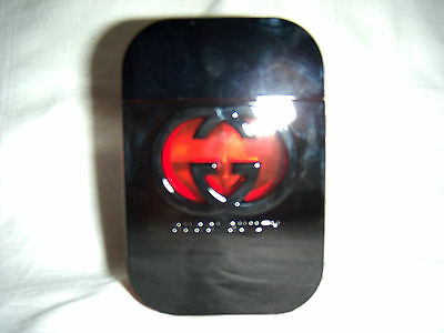 GUCCI GUILTY BLACK By GUCCI EDT 2.5 OZ., 75ML. THIS IS THE NEWEST!