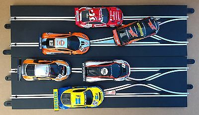 Six Car Scalextric Digital Upgrade Set,  All You Need for Six Car Racing