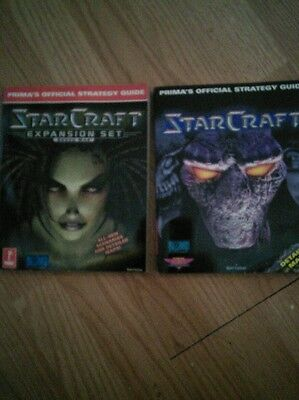Starcraft & Brood War Expansion Set Prima's Official Strategy Guides