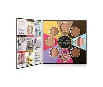 NIB AUTH TOO FACED THE LITTLE BLACK BOOK OF BRONZERS BRONZER COLLECTION