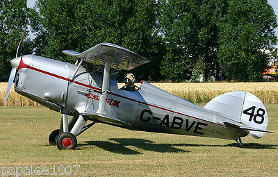 """Model Airplane Plans: ARROW ACTIVE MkII • 1/8 scale 36"""" FF  for 1cc (1/2A)"""