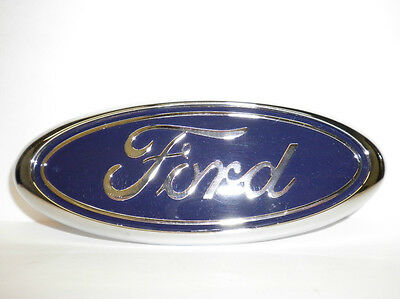 1983-1993 Ford Mustang GT Front Grille Blue Oval Emblem OEM NEW E2GZ-8A223-B