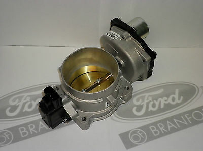 NEW OEM FORD 4.6 THROTTLE BODY PLATE HOUSING 46 USEM POWERTRAIN 8L2Z-9E926-A