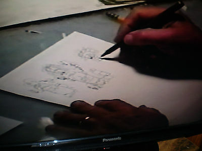 Official Ed Roth Rat Fink How To Draw & Paint Monsters dvd