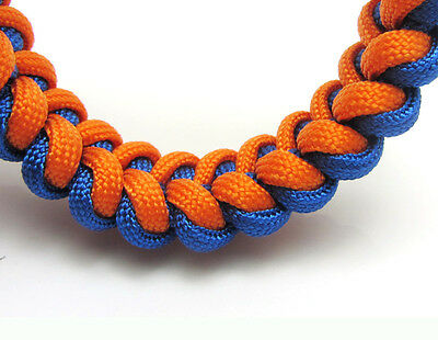 1X Paracord Bracelet Parachute Rope Wristband Survival Hiking Climbing GH035