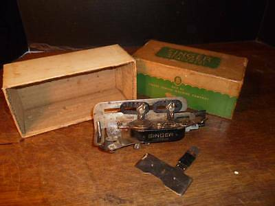 Singer Automatic Buttonholer 121795. One of 2 I have listed.