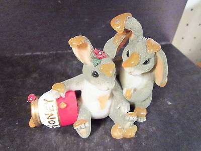 Charming Tails HONEY BUNNIES Rabbits 84/112