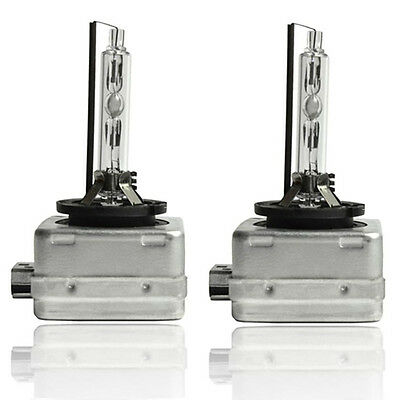 2x D1S D1R 8000k OEM Blue HID Xenon Headlight Replacement for Philips Bulbs