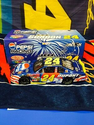 JEFF GORDON #24 Dupont/Pepsi/Daytona 2002 Monte Carlo Club Car Bank 1 Of 3,012
