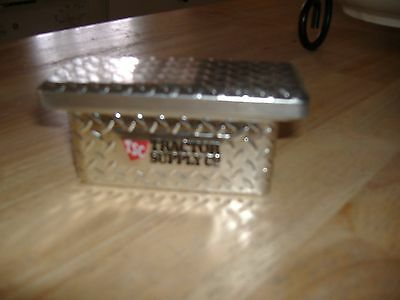 1 NEW  Diamond plate toolbox  FOR Vintage Tonka or Buddy L FULL size Pick ups