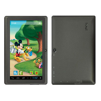 """Black 7"""" Google Android 4.2 Tablet PC MID for Kids Children Dual Core USA Stock"""