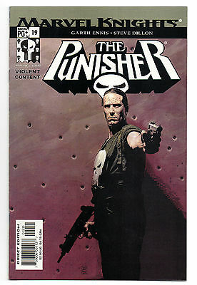 Punisher Vol 4 No 19 Jan 2003 (NM) Marvel Knights, Modern Age (1980 - Now)