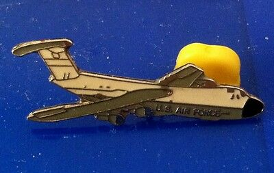 US Air Force Lockheed C-5 cargo jet Pin/ Clutchback~Collectibles, transportation