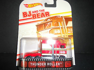 Hot Wheels Thunder Roller BJ and The Bear 1/64 No Reserve