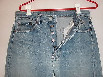 men's vintage 501 W-33 L-36 made in the usa! shrink to fit  33X36 501-0000 stf