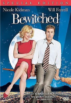 Bewitched (Special Edition), Good DVD, David Alan Grier, Stephen Colbert, Jim Tu